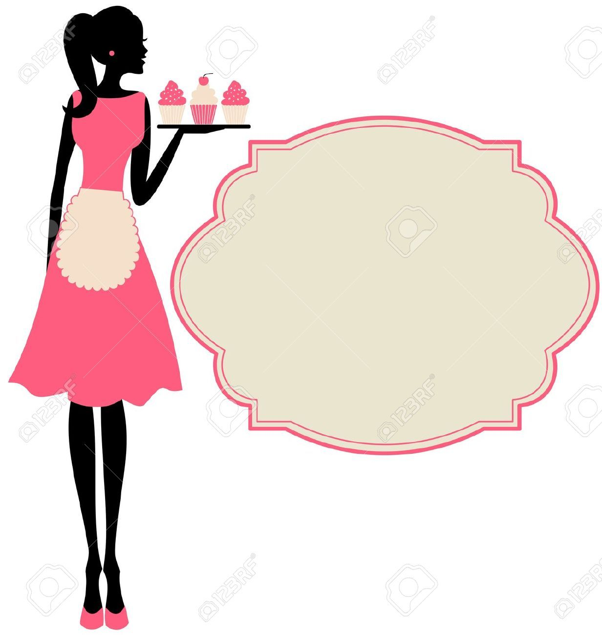 1232x1300 Woman Apron Cliparts, Stock Vector And Royalty Free Woman Apron