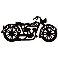 236x236 Die Versions Vintage Motorcycle Die Cienie Moto