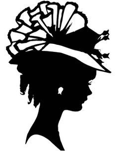236x303 Vintage Silhouette On Silhouette, Graphics Fairy