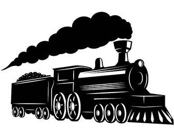 340x270 Svg Railroad Etsy