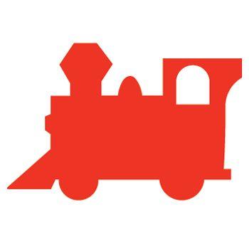 350x350 254 Best Train Silhouettes, Vectors, Clipart, Svg, Templates