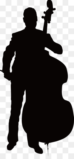 260x560 Musical Instrument Silhouette