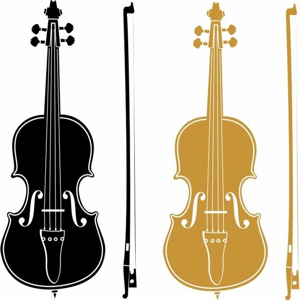 597x600 Violin Free Vector In Adobe Illustrator Ai ( Ai ), Encapsulated