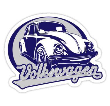 Volkswagen Beetle Silhouette