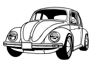 400x275 Vw T Shirt, Cars T Shirts, Classic Vw Beetle, Volkswagon Gifts, Vw