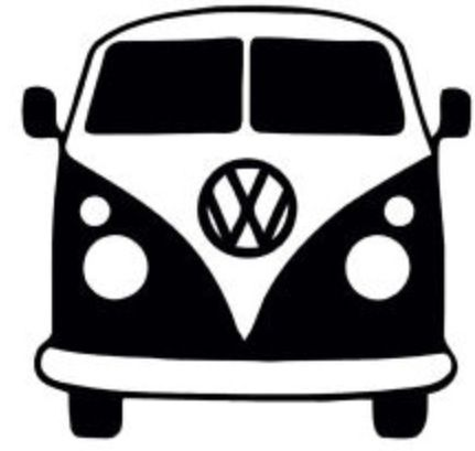 431x409 Volkswagen Bus Flock Cool Crafts Volkswagen Bus