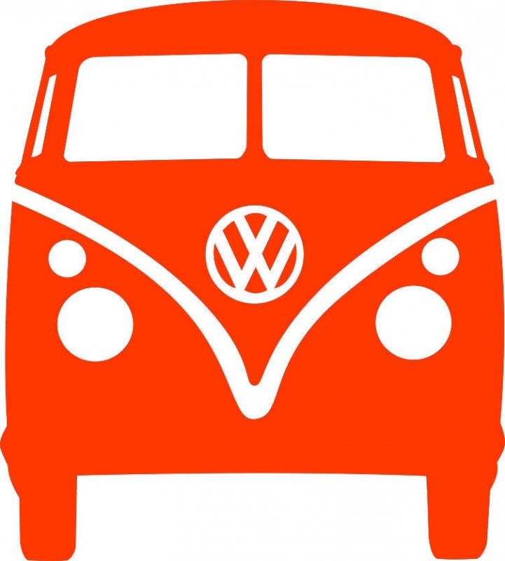 721x800 Vw Bus Voorkant Images Vehicles Silhouettes