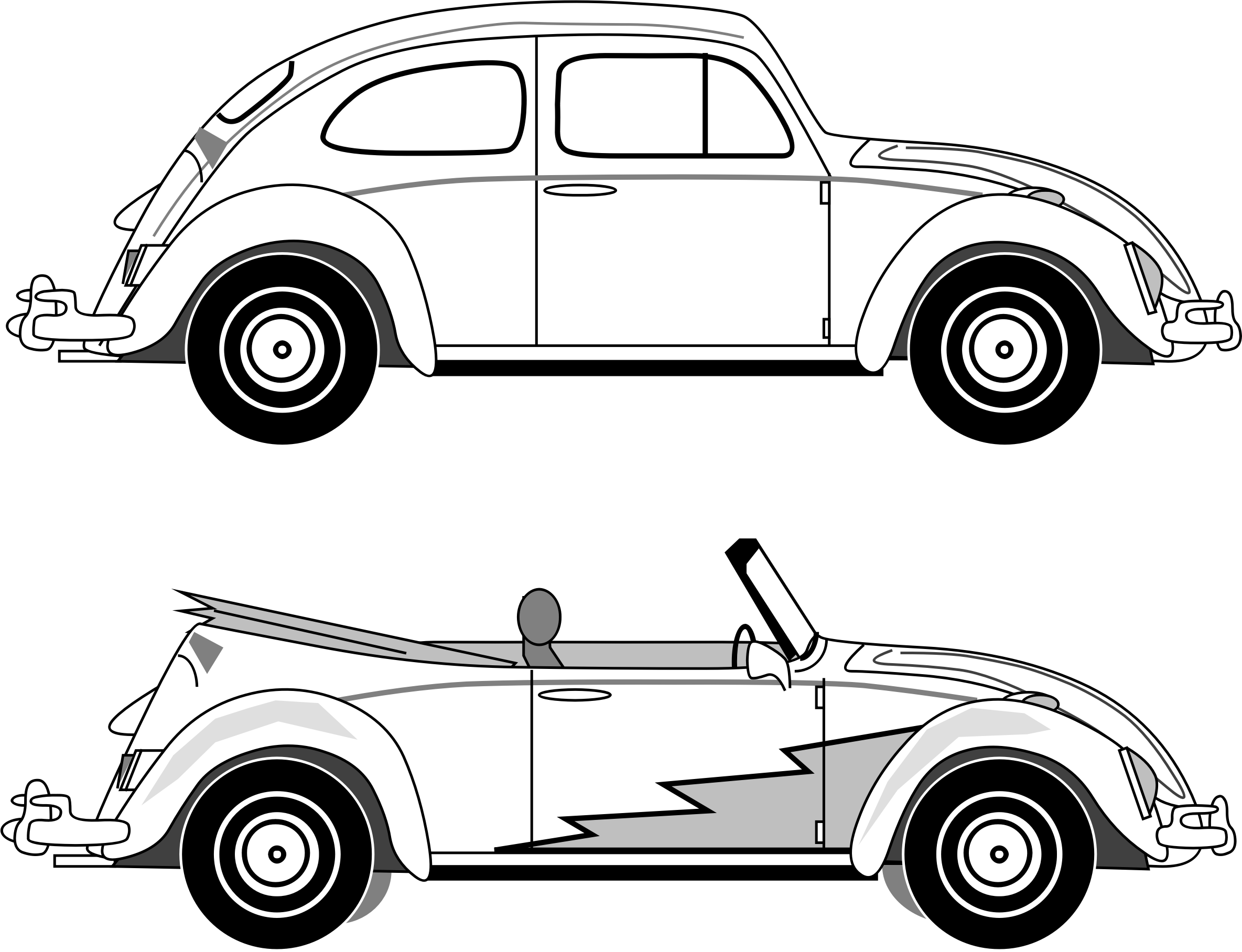 2369x1816 Vw Ht And Rt Icons Png