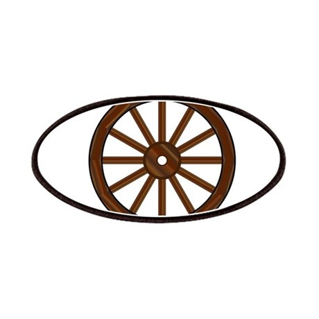 460x460 Covered Wagon Patches