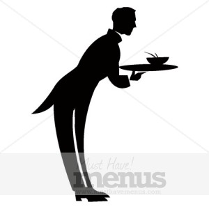 300x300 Waiter Email Graphic Restaurant Email Graphics