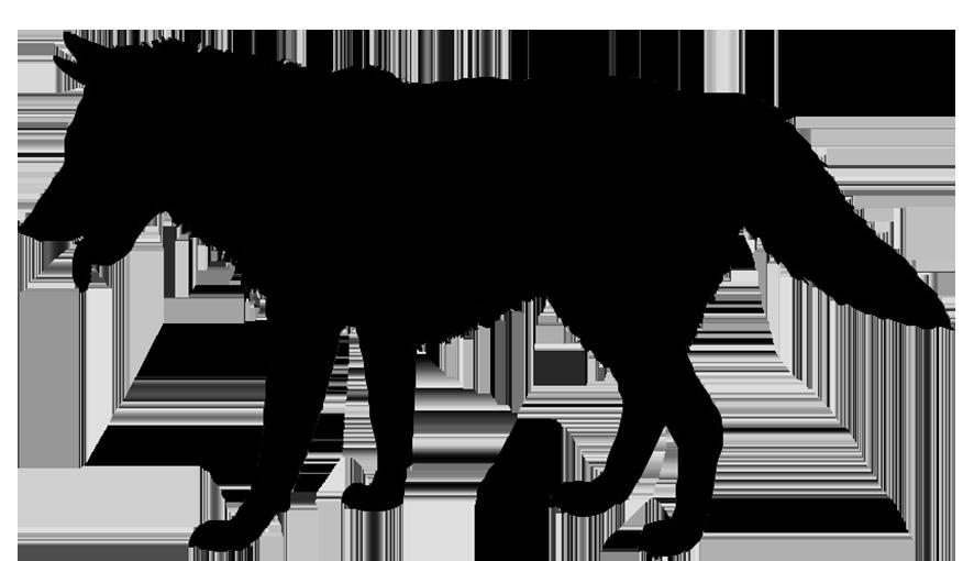 886x510 Animal Silhouette, Silhouette Clip Art