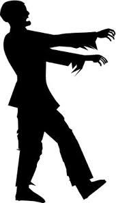170x296 Image Result For The Walking Dead Zombie Silhouette 2016