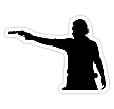 375x360 Rick Grimes From The Tv Show