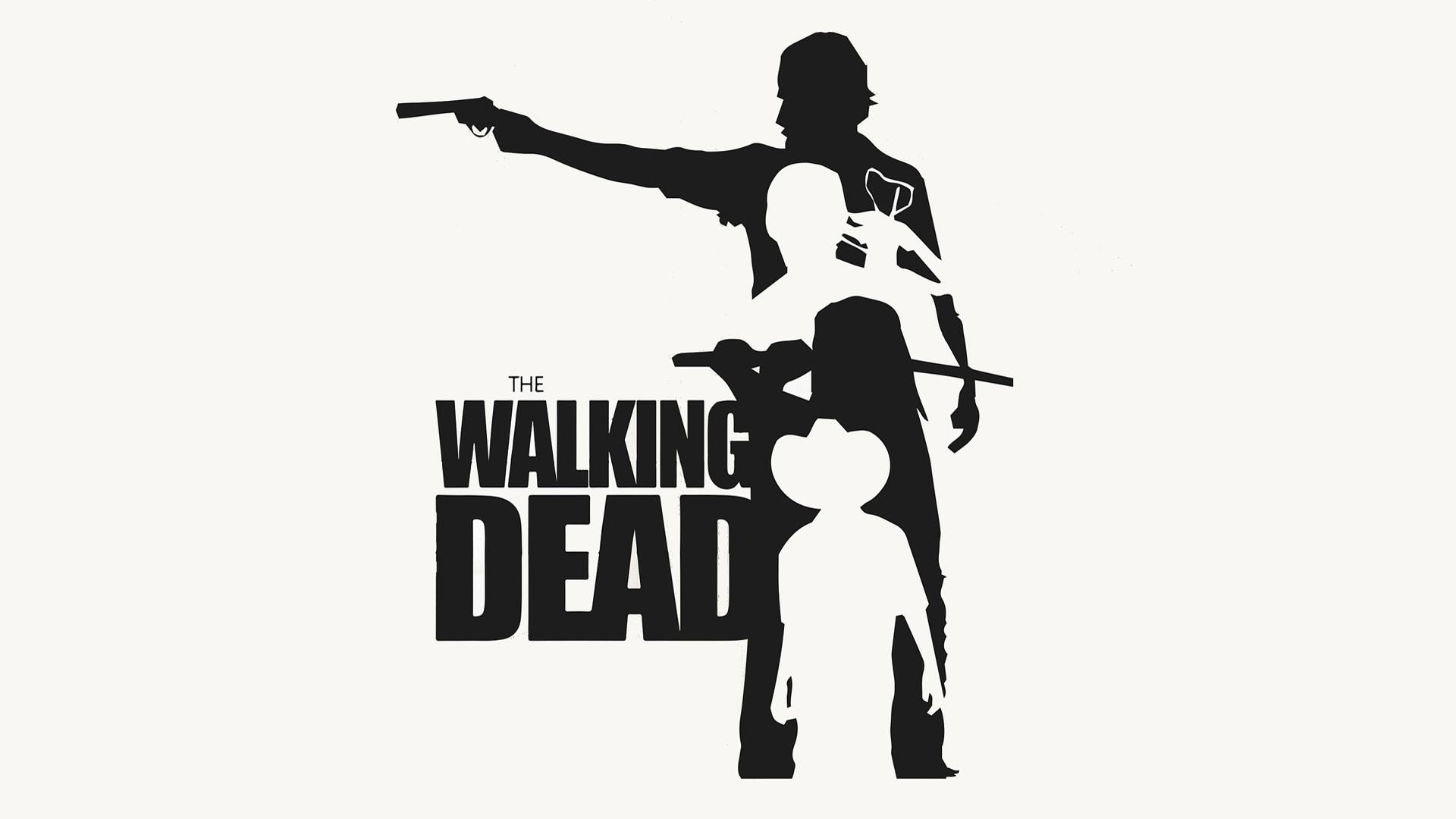 1920x1080 The Walking Dead Tv Series Art Wallpaper