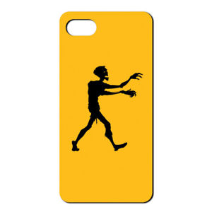 300x300 Zombie Walking Dead Silhouette Tpu Back Case Cover For Mobile