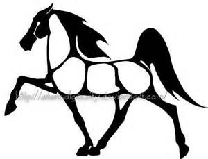 300x229 Tennessee Walking Horse Clip Art