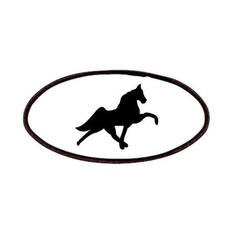460x460 Tennessee Walking Horse Patches