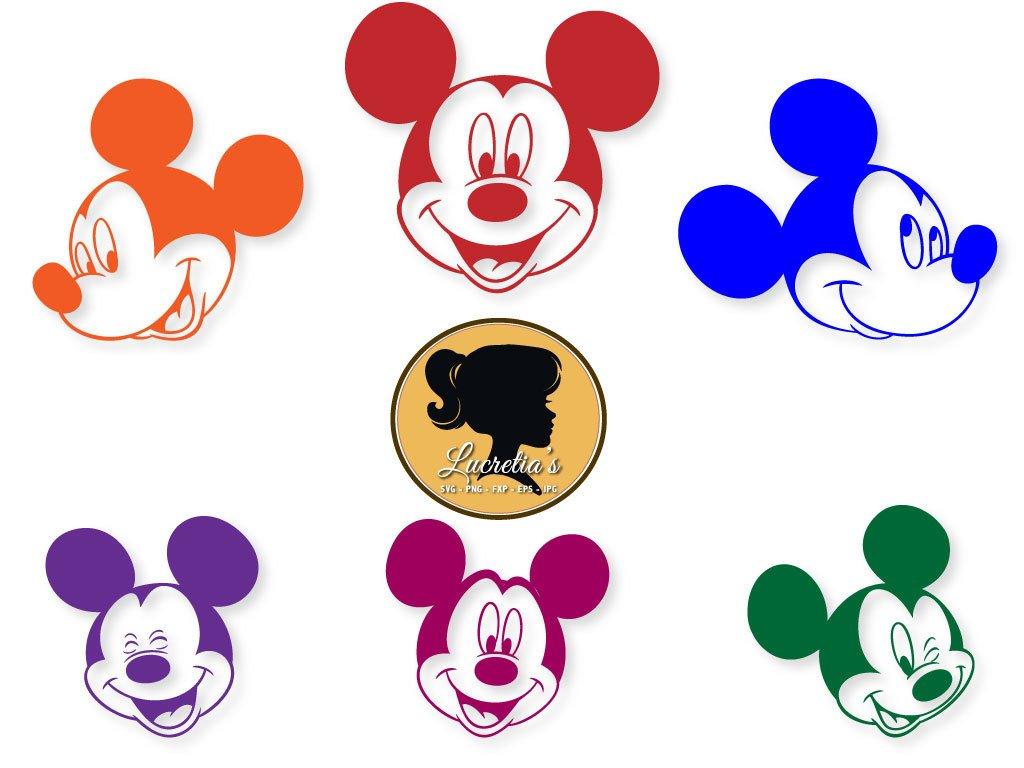 1024x768 Mickey Face, Mickey Svg, Mickey ,mickey Mouse Svg,walt Disney Eps