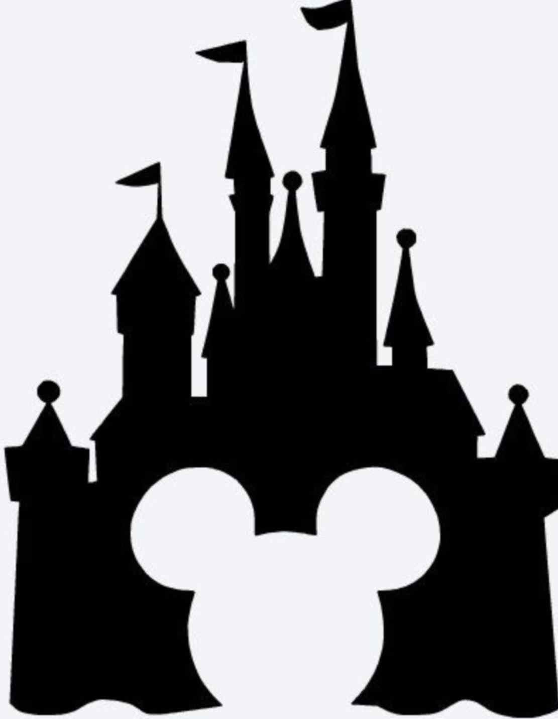 1111x1430 Mickey Mouse Silhouette Mouse Head Silhouette Walt Disney