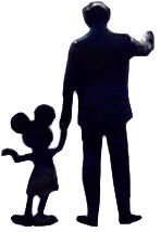 148x214 Walt And Mickey Color Burn Png By Wdwparksgal Stock