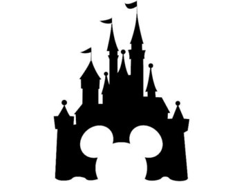 walt disney castle silhouette at getdrawings com free black and white pumpkins clipart black and white pumpkin clipart and leaves