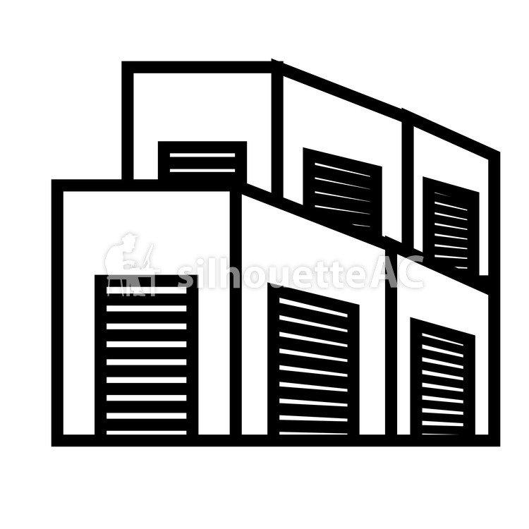 750x750 Free Silhouettes Town, Icon, Simple