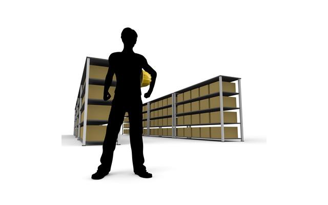 640x400 Silhouette Male Warehouse