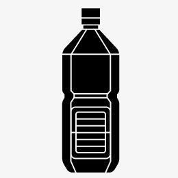 260x260 Beverage Bottle Silhouette, Beverage Bottles, Sketch, Drink Png