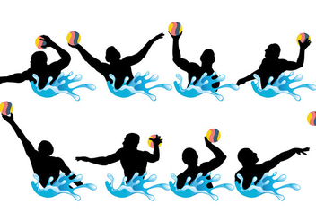 352x247 Free Water Polo Badges Vector Free Vector Download 368115 Cannypic