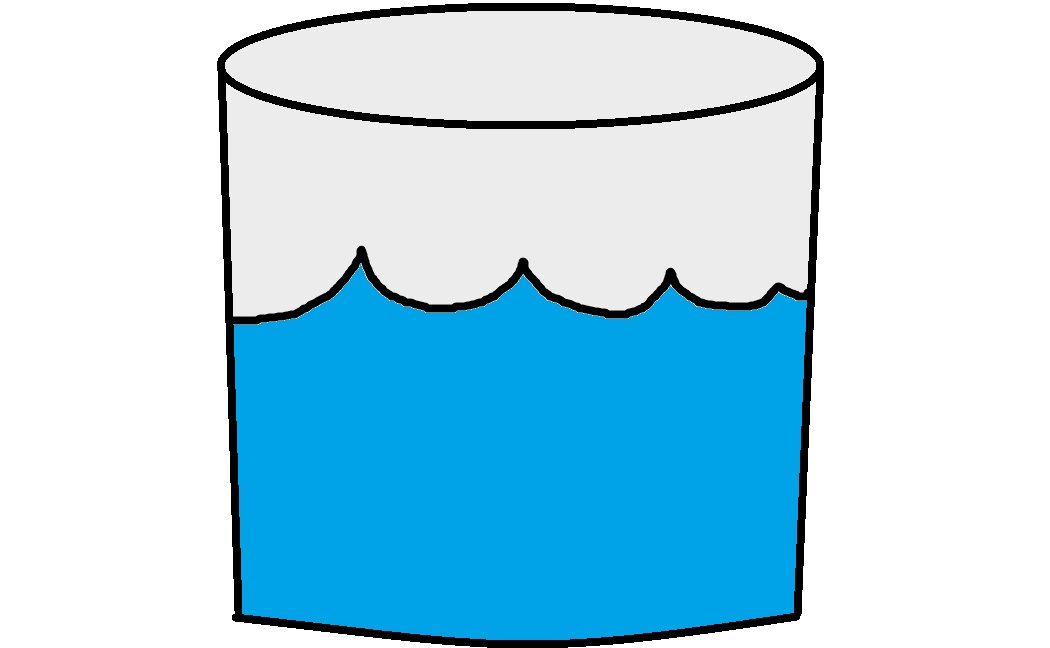 1050x648 Blue Water Clipart