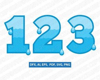 340x270 Water Splash Svg Etsy