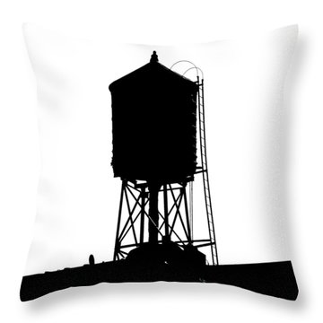 360x360 Industrial Chic Throw Pillows Fine Art America