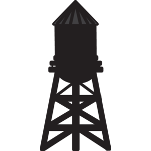 300x300 17 Water Tower Vector Images
