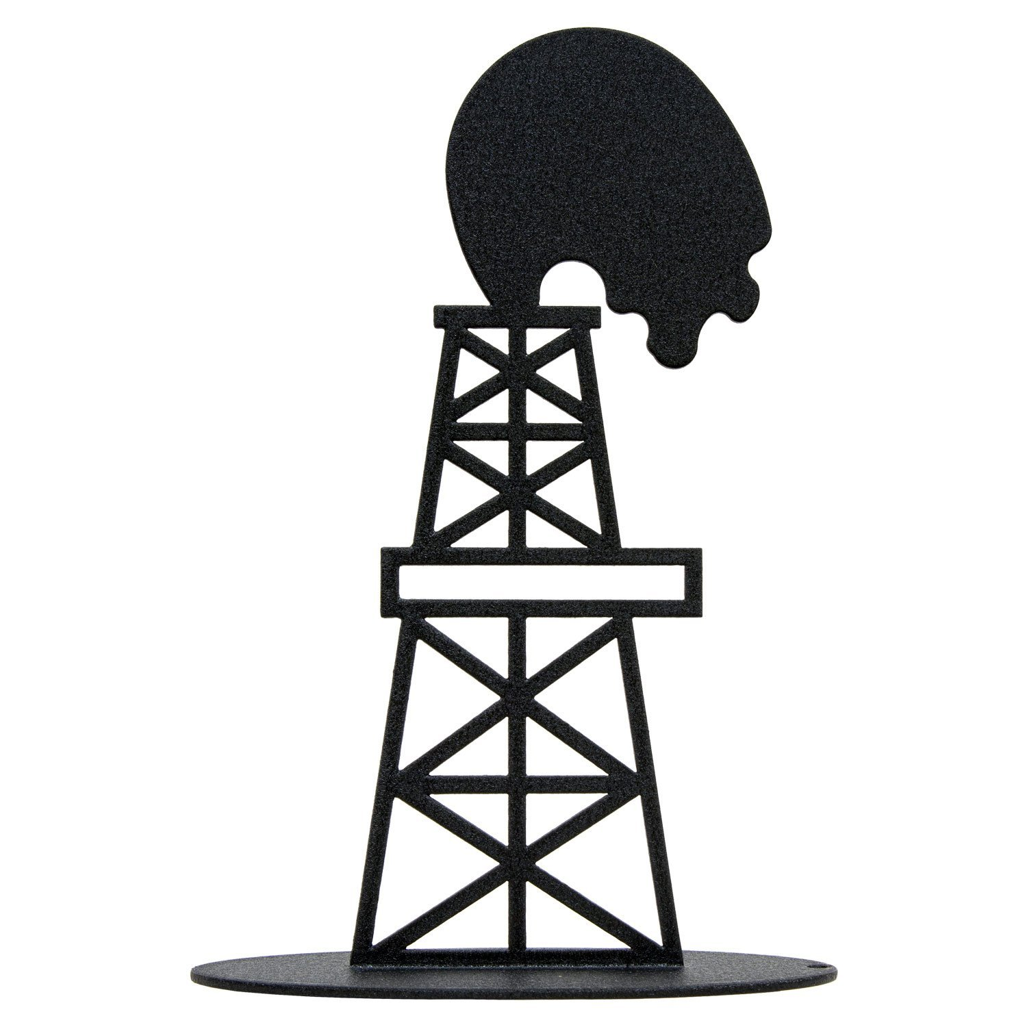 1500x1500 Oil Derrick Centerpiece
