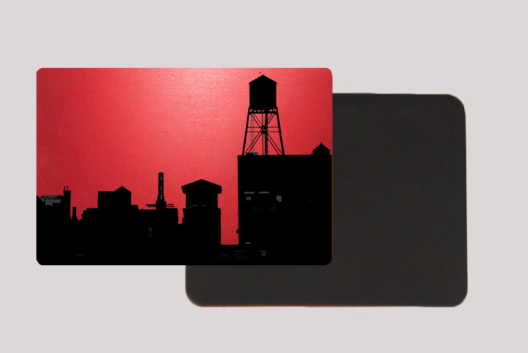 770x515 Brooklyn Water Tower Magnets Mp Barcelona Inc