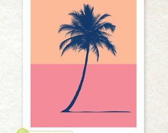 340x270 Palm Tree Silhouette Etsy