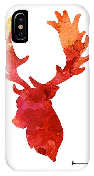 320x600 Deer Antler Iphone Cases Fine Art America