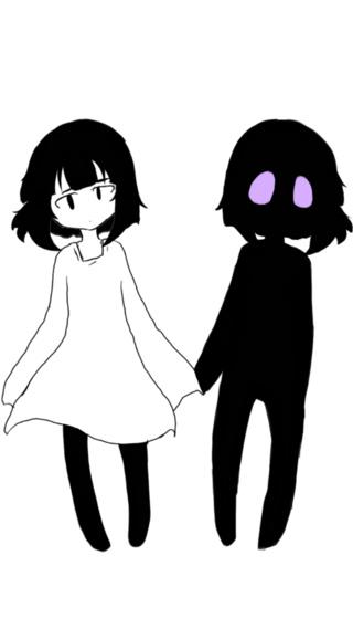 320x569 The Shadow Children. (Shadowtale Aki And Waterfall Aki)