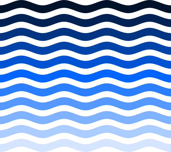 Wave Vector Png Wave Silhouette...