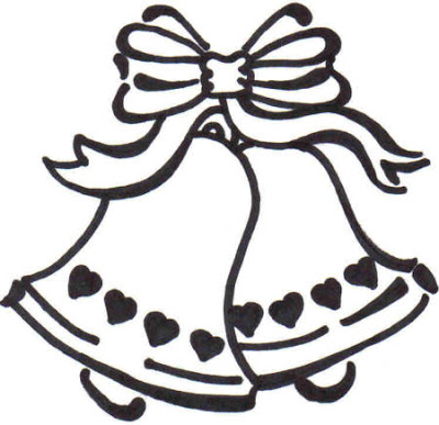 wedding bells silhouette at getdrawings com free for personal use rh getdrawings com