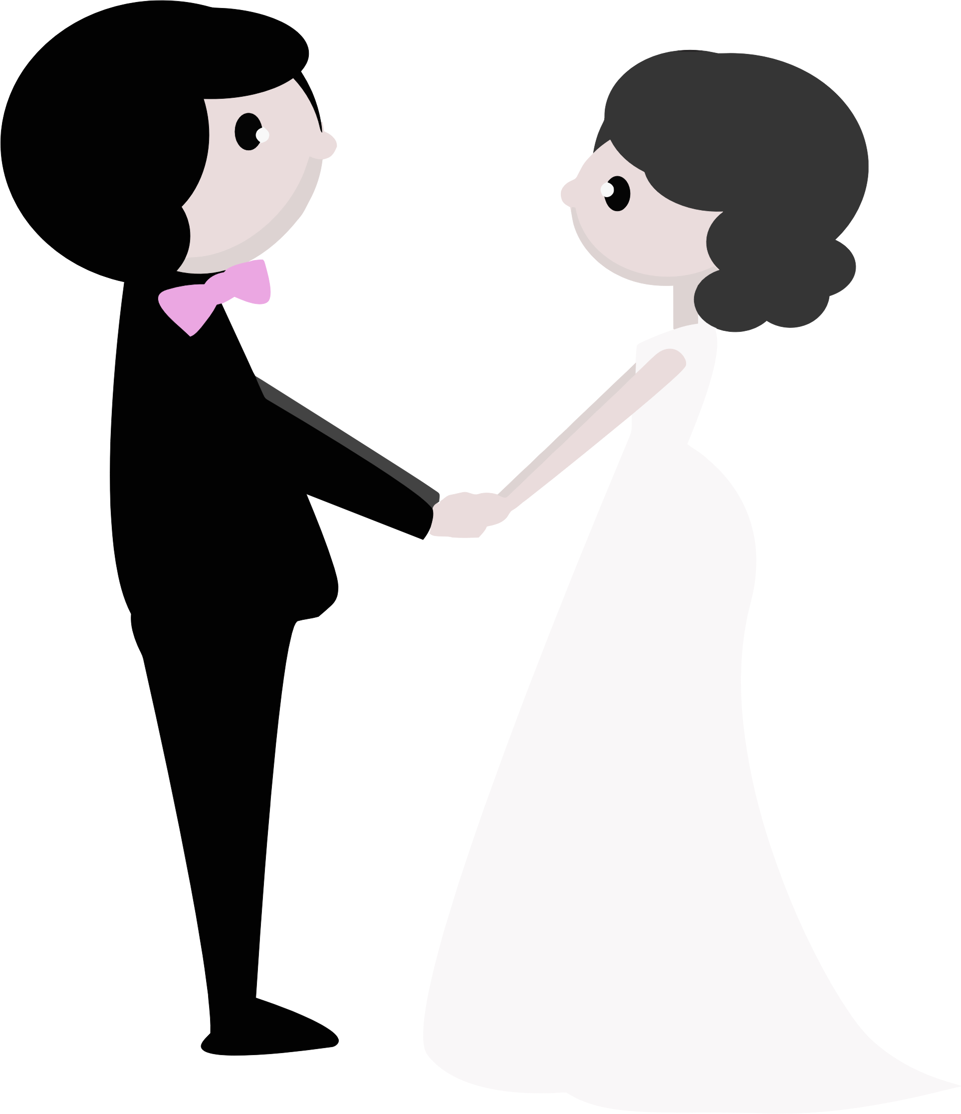 wedding couple silhouette clip art at getdrawings com free for rh getdrawings com marriage clipart marriage clip art christian