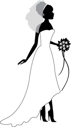 236x418 Dress Silhouettes Beautiful Wedding Dress Silhouette Design