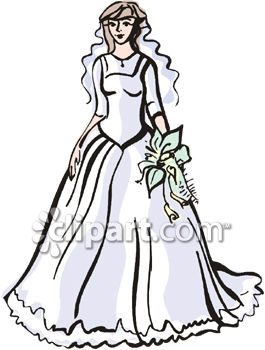 265x350 Dress Silhouettes Wedding Silhouette Clip Art Gown Clipart