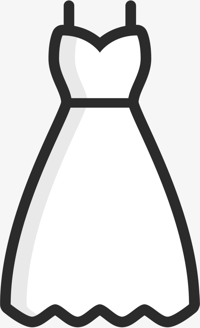 650x1068 Pure White Wedding Dress, Wedding Silhouette, Wedding Dress
