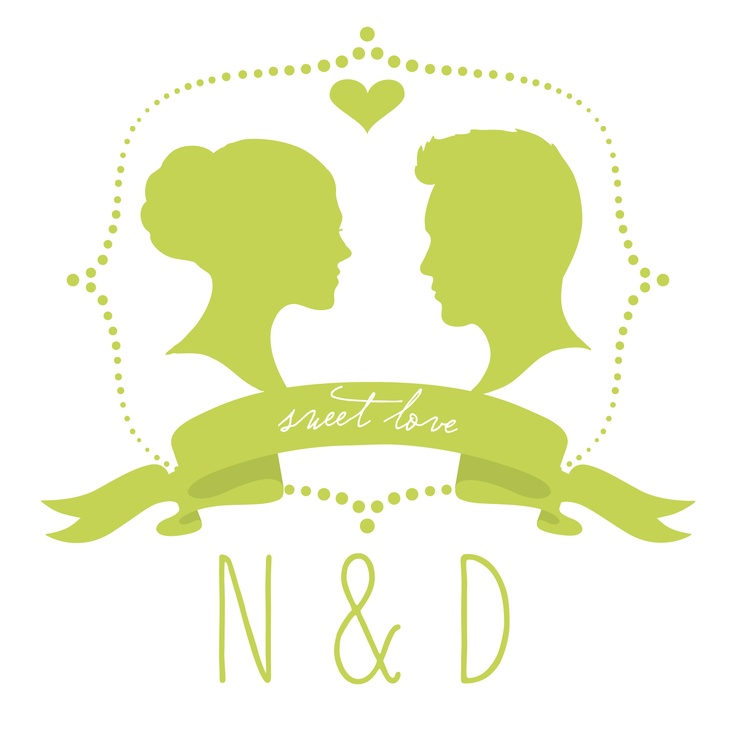 Wedding Party Silhouette Template Free at GetDrawings.com   Free for ...