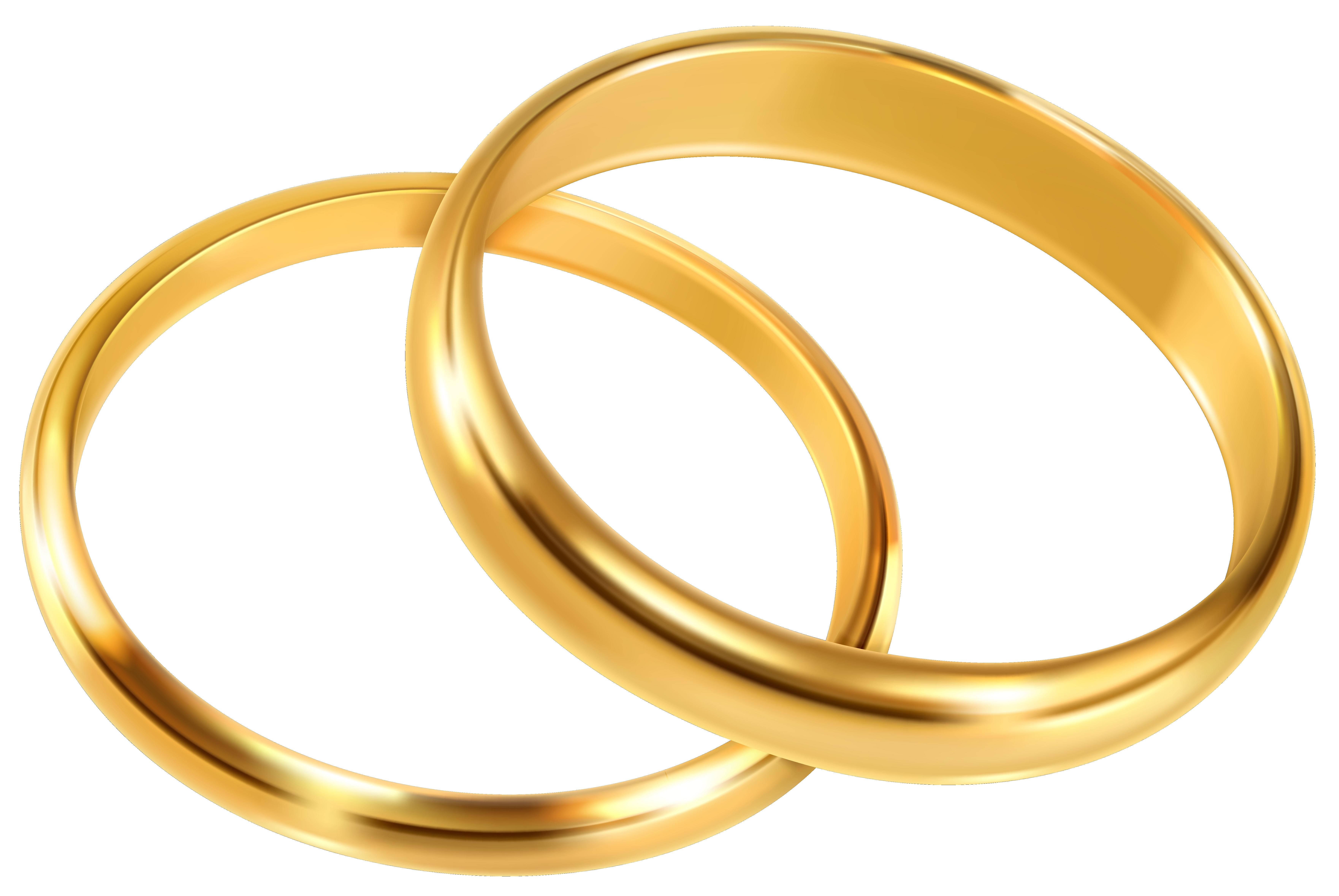 7047x4717 Beautiful Wedding Rings Silhouette Wedding