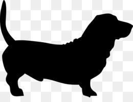 260x200 Dachshund Silhouette Miniature Schnauzer Puppy