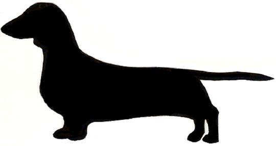 540x285 Miniature Dachshund Clipart Cliparthut