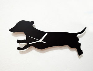 300x228 Dachshund Dog Silhouette 01