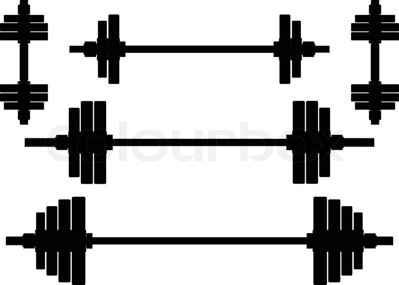 800x571 Bar Clipart Weight Lifting